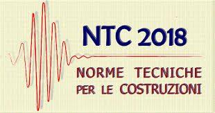 NTC 2018: CIRCOLARE ILLUSTRATIVA