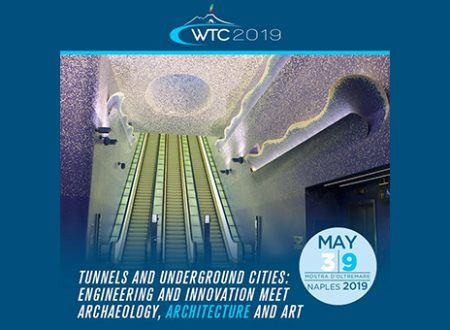 WORLD TUNNEL CONGRESS A NAPOLI