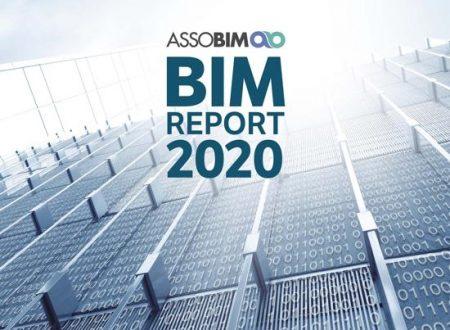 PUBBLICATO BIM REPORT 2020